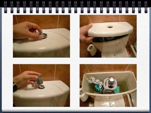Cisterna el idioma del instalador - Mecanismo cisterna roca ...